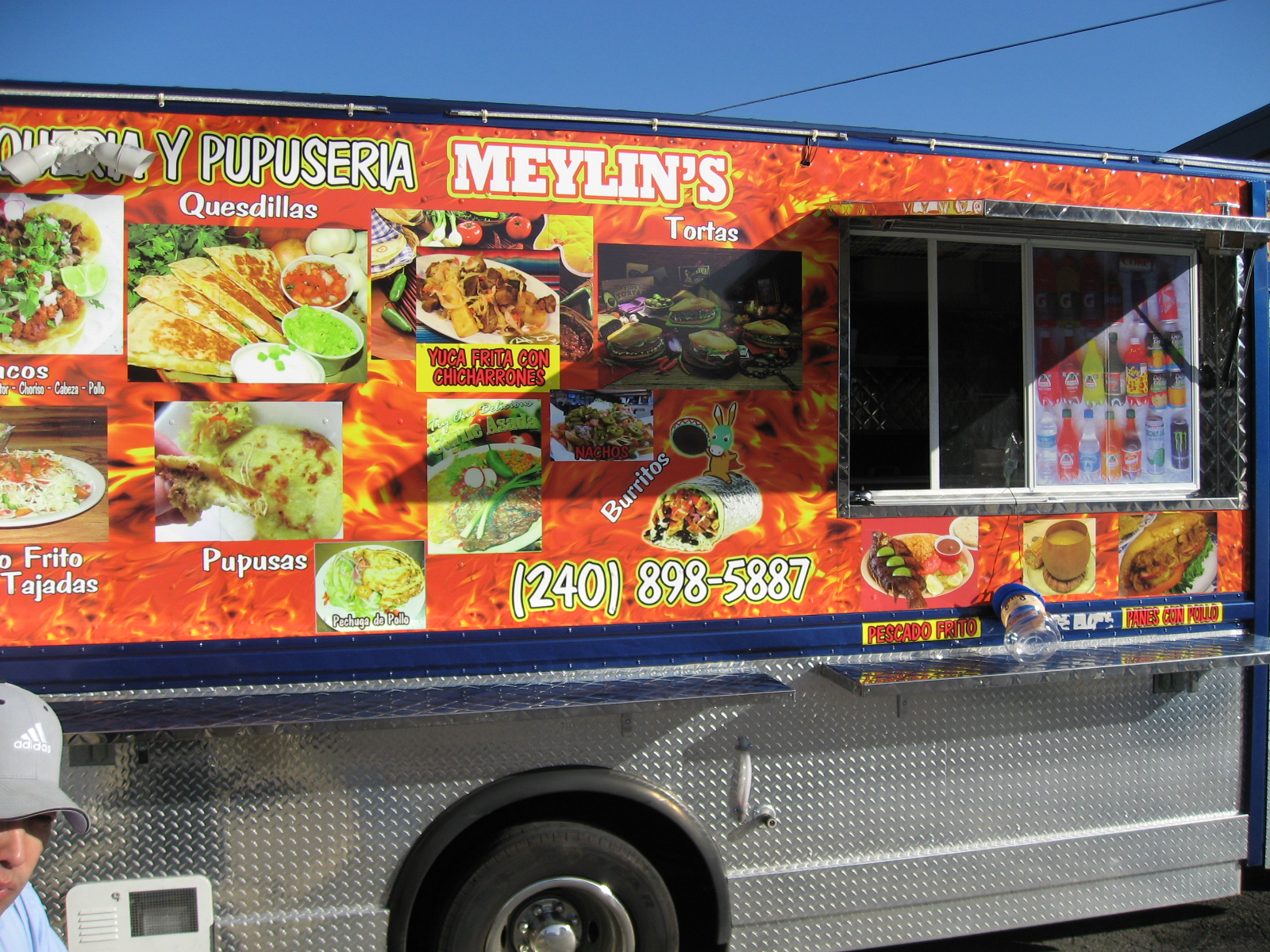 Pictures of taco food trucks near me