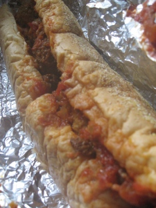 Marchone's Meatball Sub