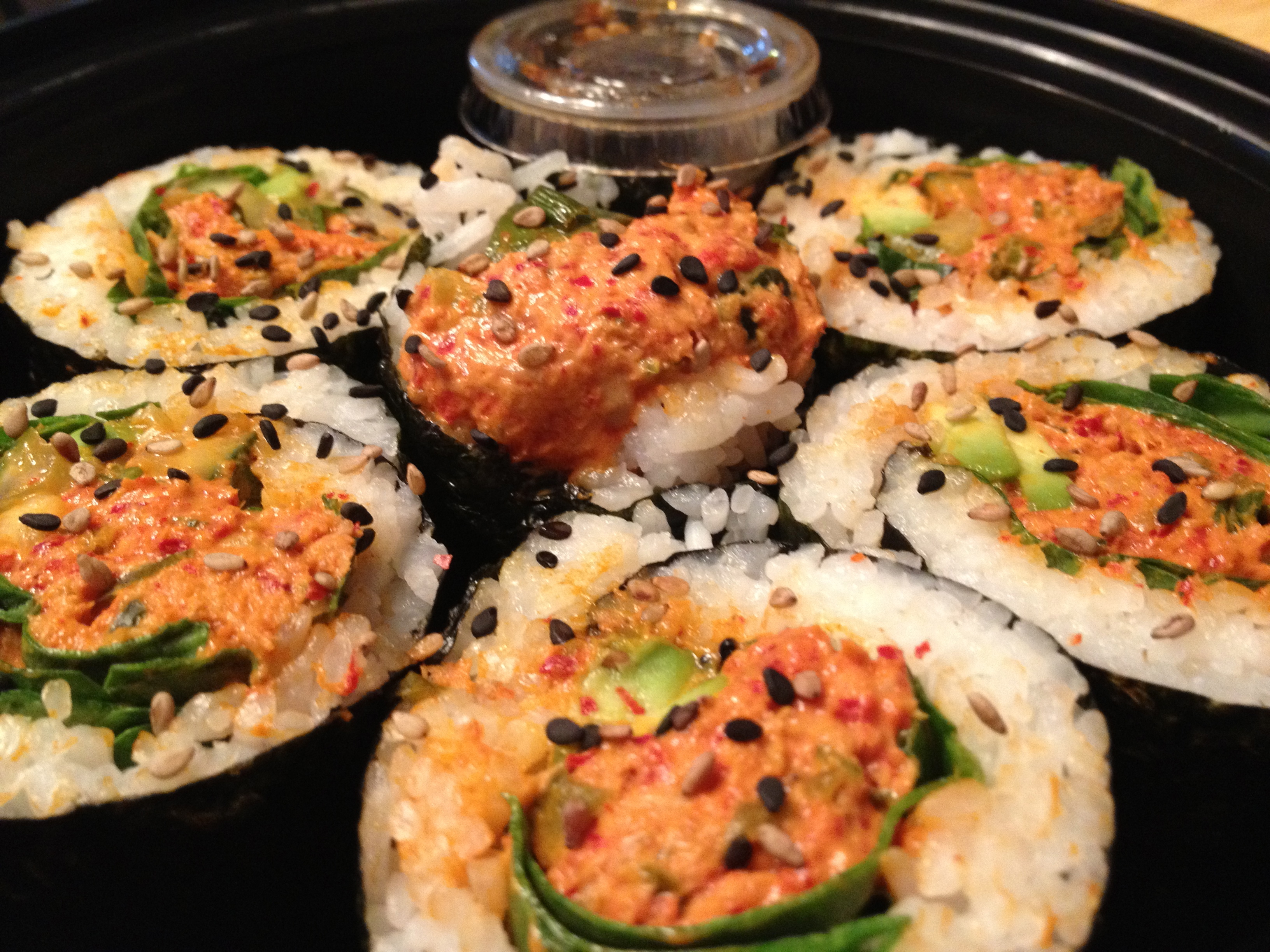 Spicy Tuna Maki  also super Seoul Food in Wheaton   Good Eatin  In Wheaton. Seoul Food Wheaton Md Menu. Home Design Ideas