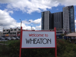 Welcome to Wheaton indeed