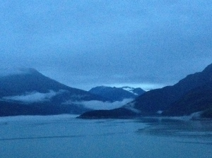 Leaving Skagway
