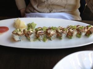 Sushi Damo Tuna Roll