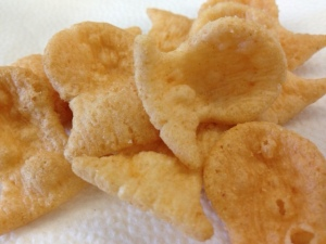 not your mother's goldfish crackers