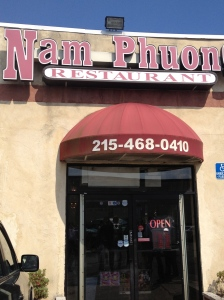 "Nam Phuong, self-proclaimed ""best Vietnamese in Philly"""