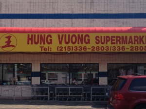 Hung Vuong Supermarket