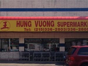 Hung Vuong Supermarket