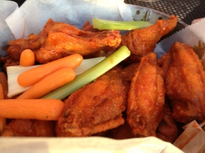 Pearl Street Hot Wings