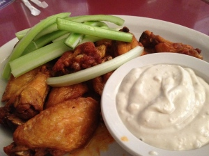 Anchor Bar Hot Wings